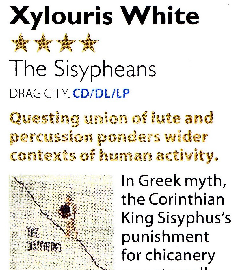 Xylouris White,The Sisypheans review, MOJO