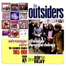 the outsiders strange things are happeni