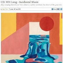 WH Lung, Incidental Music, The Arts Desk