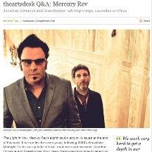 Mercury Rev interview, The Arts Desk, 30