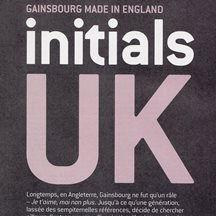 Serge Gainsbourg,  Made In England Initi