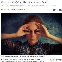 Agnes Obel_ The Arts Desk 15 October 201