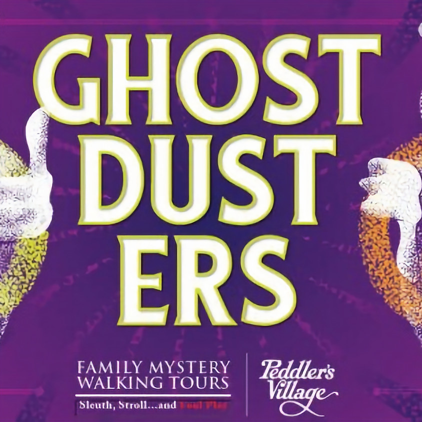 Ghostdusters - A Comedy Ghost Tour