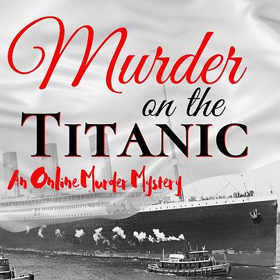 Beacon Theatre Productions Fundraiser: Murder on the Titanic