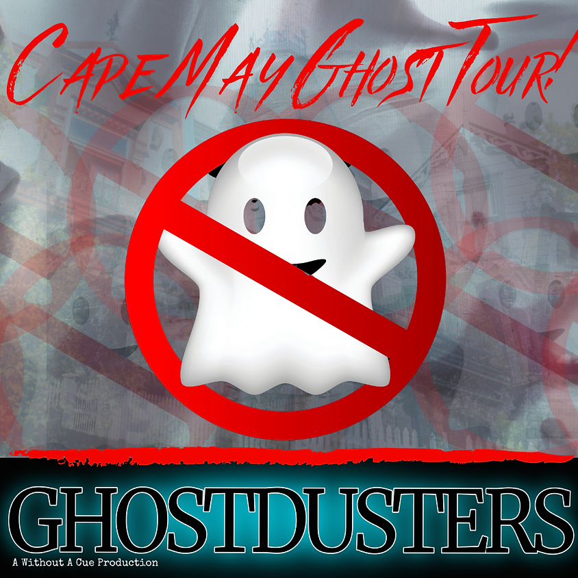Ghostdusters: A Cape May Ghost Tour