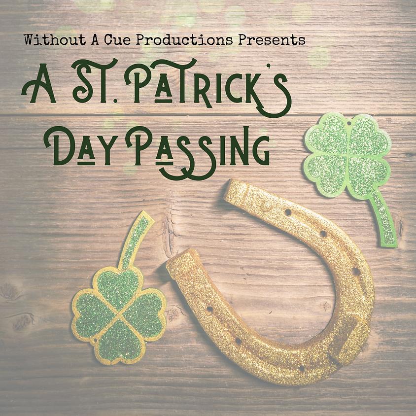 A Saint Patrick's Passing