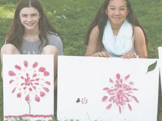 Unterstufe: Blütenexplosion
