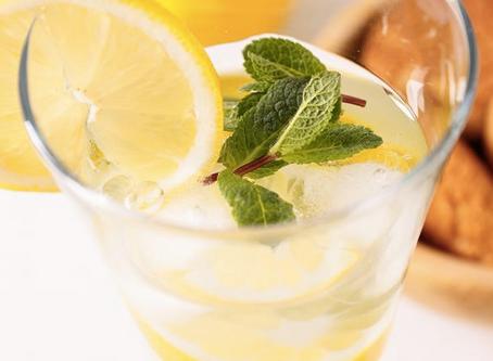 Unterstufe: Zitronenlimo selber machen