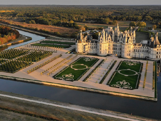 Mittelstufe: Ein Schloss zum Tagträumen...