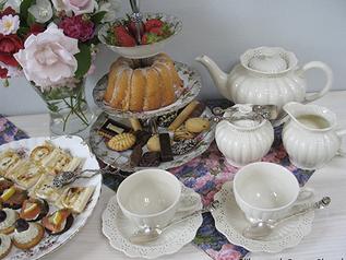 Mittelstufe: Tea-party