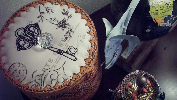 boho nightstand decor ideas