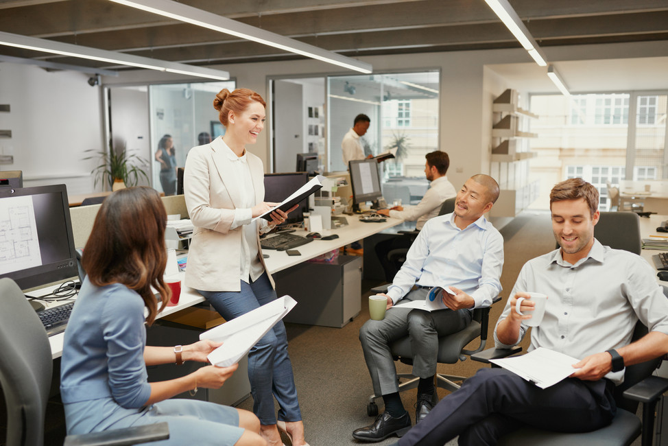 The 5 Tips & Tricks to Green Commercial Office Design