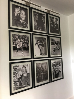 Famous Black People Gallery Wall