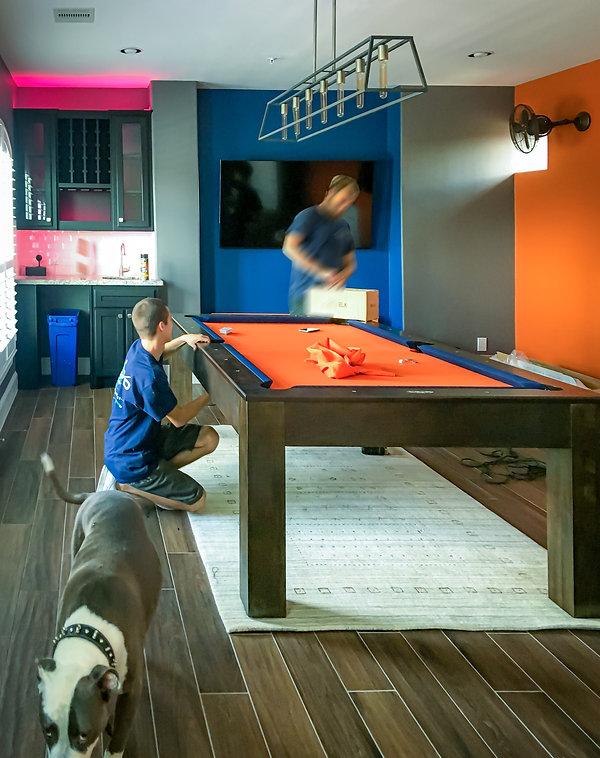 Astros-themed-gameroom-billiard-table-in