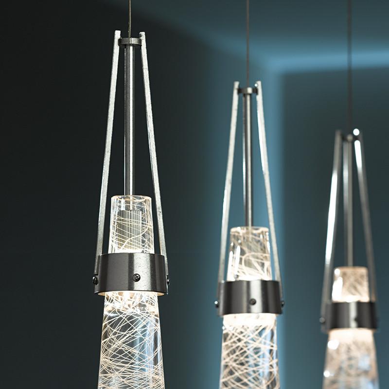 Mini pendants by Hubbardton Forge