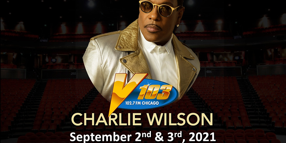 AN EVENING WITH CHARLIE WILSON