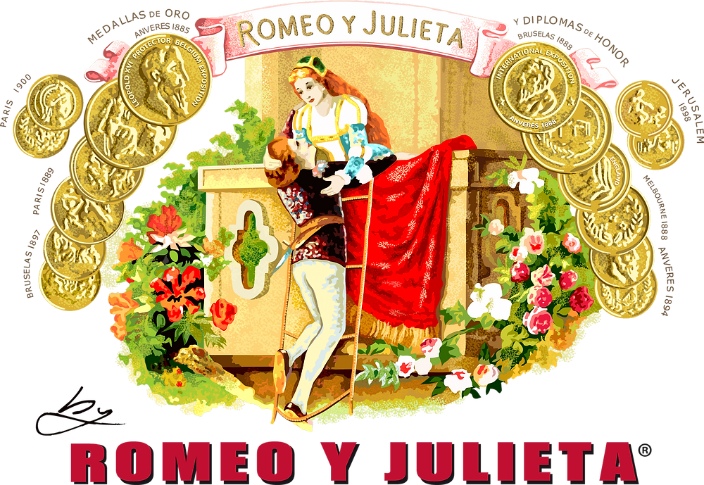Romeo Y Julieta cigar Logo