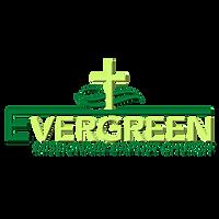 Evergreen M. B. Church Official 3D Logo.