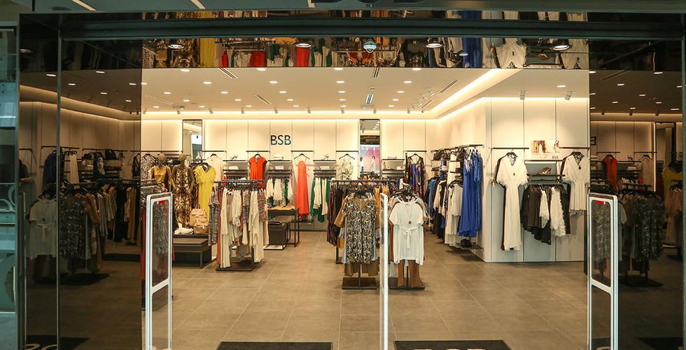 BSB gate mall