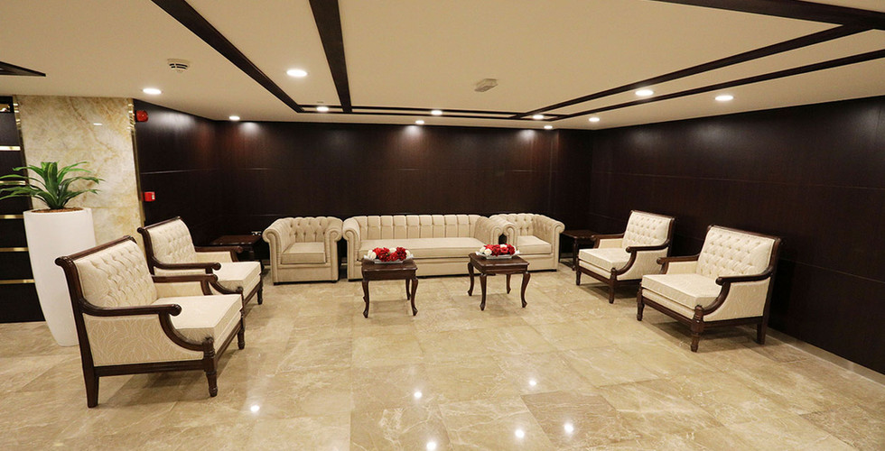 kif hall 7 ballroom luxry chair marbel