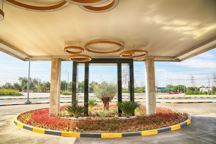 KUWAIT INTERNATIONAL FAIRGROUND - CANOPY