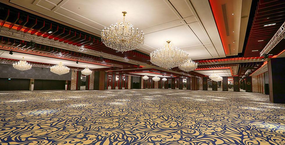 kif hall 7 ballroom luxry