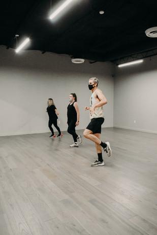 Adult dance classes in Dallas
