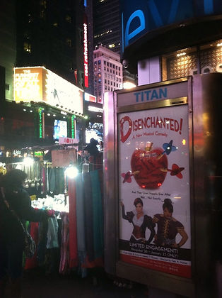 Disenchanted! NYC