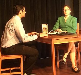Brandie June Play Playwright Creating Adam