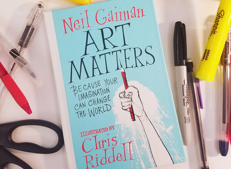 Art Matters – Book Review