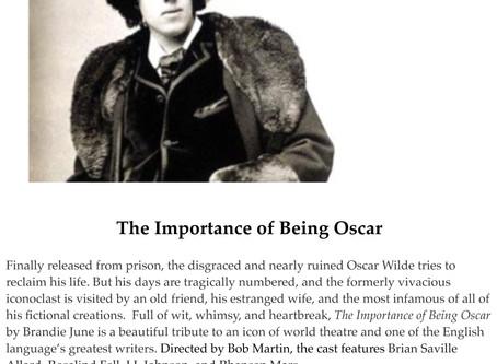 Oscar Heads To Portland!