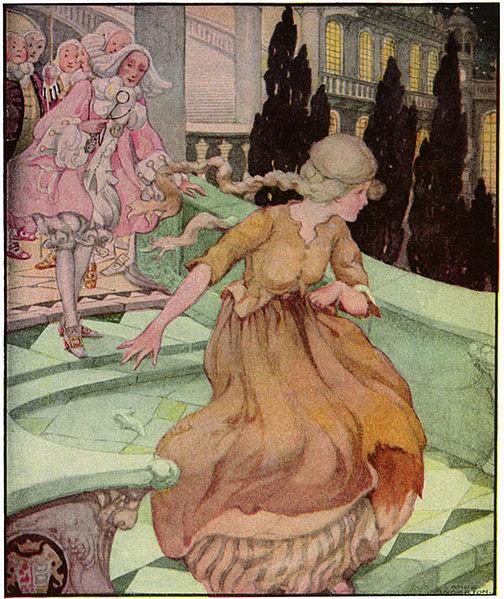 Author Brandie June blogs about Cinderella
