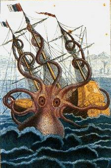 Under The Sea – Water Mythological Creatures