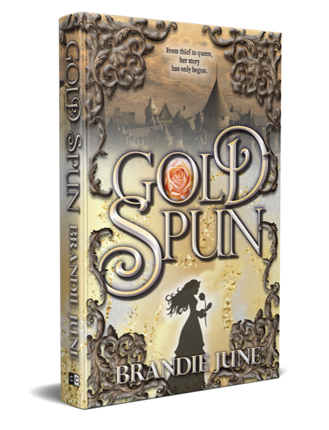 Gold Spun by Brandie June
