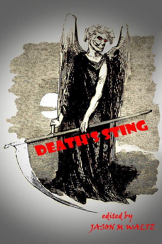 Brandie June The Death Of Sleeping Beauty in Death's Sting Anthology
