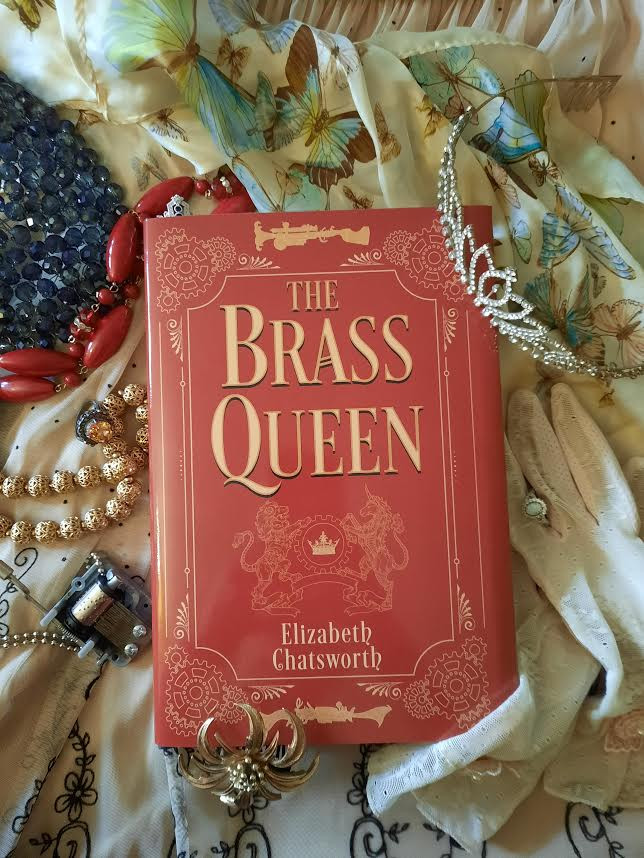 Book photo of The Brass Queen by Elizabeth Chatsworth