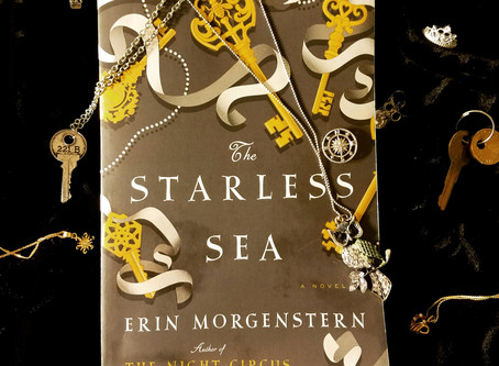 The Starless Sea - Book Review
