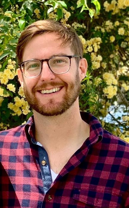 Headshot of Author Jackson Musker