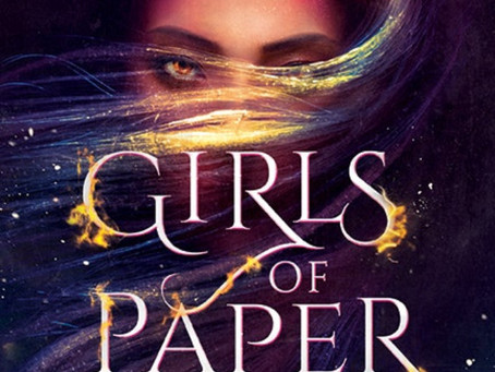 Girls Of Paper And Fire – Book Review