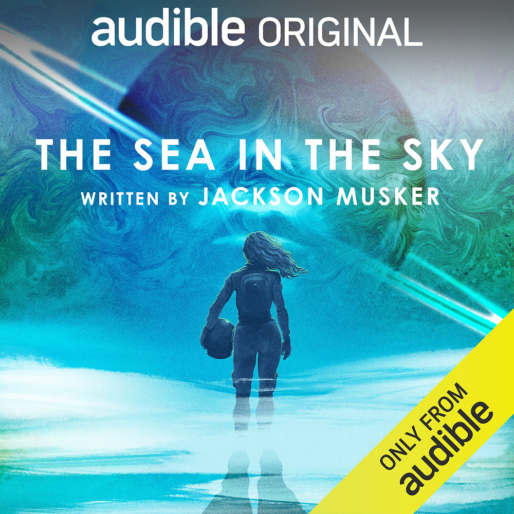 The Sea In The Sky by Jackson Musker, Photo Matt Griffin