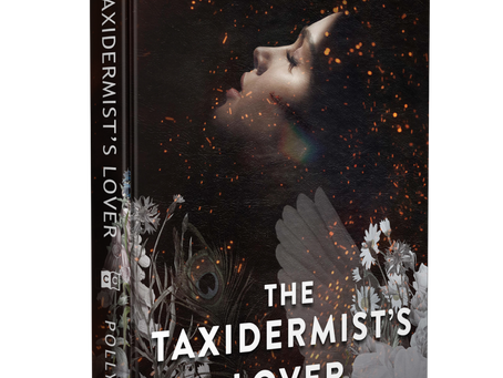 The Taxidermist's Lover - Book Review
