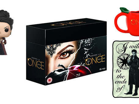 Once Upon A Time Giveaway