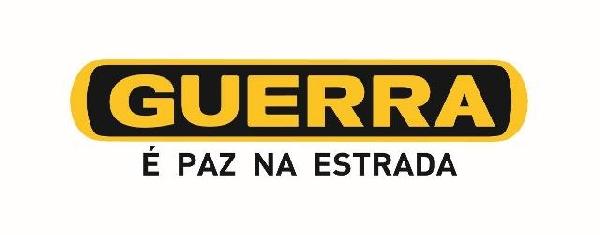LOooGO NOVO Guerra Logo 2D com slogan