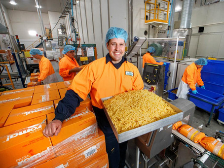 Family-owned Roma Foods spends up on expansion strategy after riding COVID food boom