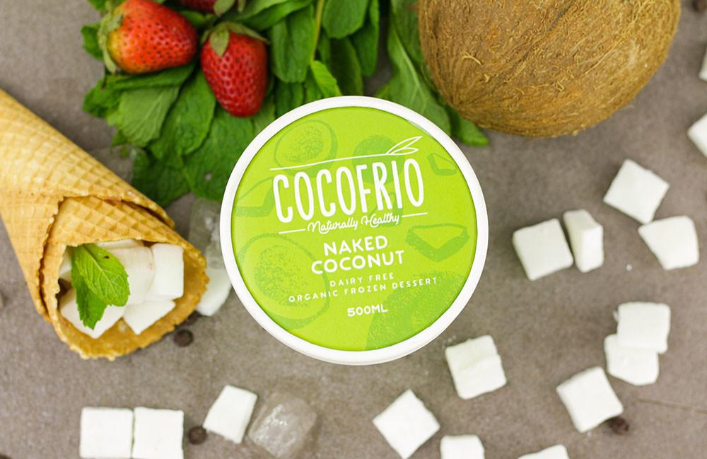 Cocofrio Naked Coconut