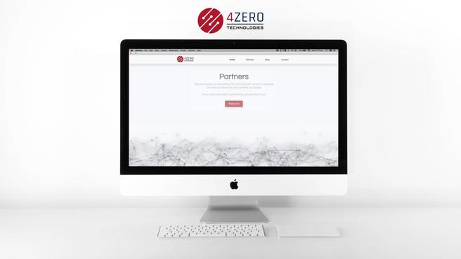 4Zero-Website-Preview.mp4