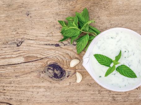 Herbed Yoghurt Dip