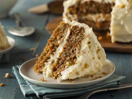 Yoghurt Carrot Cake