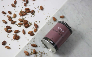 Hello Hemp hot chocolate product photography by Melbourne digital marketing agency Haines Media
