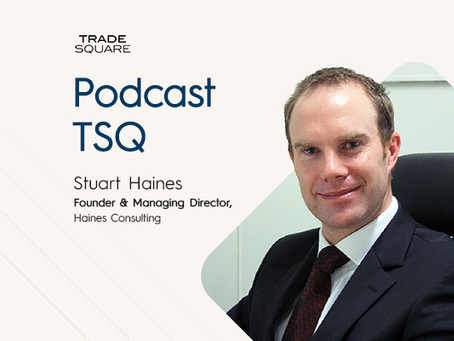 Haines Consulting Group Founder and Managing Director Stuart Haines Featured On Podcast TSQ
